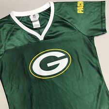 Green Bay Packers Jersey Shirt Top Clay Matthews  52 Women Large NFL  Football e0ee17980