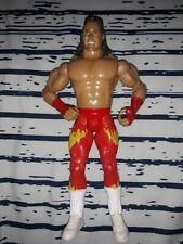 "WWE Brutus the barber beefcake Jakks 7"" Mega Maniacs Action Figure No Reserve"