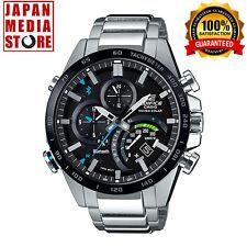 Casio EDIFICE EQB-501XDB-1AJF Bluetooth Watch iPhone Galaxy JAPAN EQB-501XDB-1A