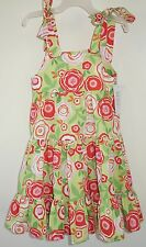 New Kelly's Kids Floral Sierra Sun Dress Girl's Sz 4-5 yr.