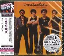 MIRACLES-LOVE CRAZY-JAPAN CD Ltd/Ed B63