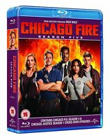 Chicago Fire: Season 5 (Blu-ray, UK Import) Usually ships within 12 hours!!!