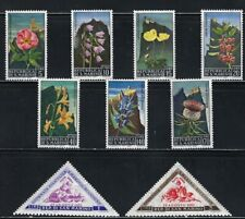 Flowers on MNH Stamps from San Marino.................02N................A 105