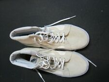 VANS California White Suede SK8 Skate Skateboard Shoes Sneakers 9 Off the Wall