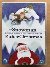the snowman / Papá Noel Clásica Raymond Briggs Double Bill GB DVD