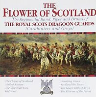The Regimental Band Pipes and - The Flower Of Scotland [CD]