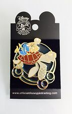 Disney Finding Nemo Dory Crush & Squirt Stained Glass Turtle Ride Pin 36077