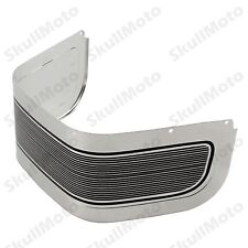 Aluminum Front Fender Trim Skirt For Harley Touring Electra Road Glide 1980-2013