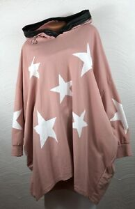 Italy Hoodie Pullover Kapuze Oversized Sweatshirt New Collection 44 46 48 50 52