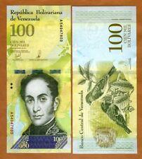 Venezuela 100000 (100,000) Bolivares, 2017 P-New  A-Prefix UNC
