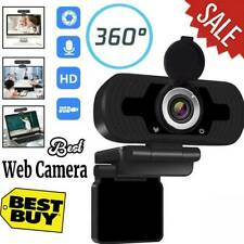 1080P Full HD USB Webcam For PC Desktop / Laptop Web with Camera Microphone