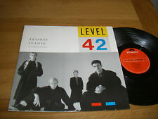Level 42-Lessons in love.12""