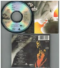 9½ Weeks - Original Motion Picture Soundtrack CD 1993