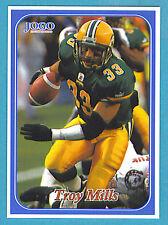 2003 JOGO CFL Canadian Football Series #3 Set (49 Cards)