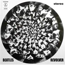 Beatles Fantasy Rare Alternate Revolver 1966 Cover LP Vinyl Album Lennon McCarte
