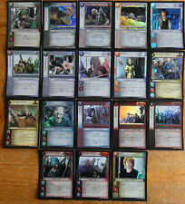Lord of the Rings CCG Return of the King Rare Foil LotR RotK TCG