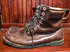 Timberland Rugged 6 Inch Boots Size 13M Waterproof Lace up Boots Men 81515