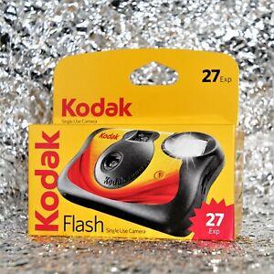 *NEW* Kodak Flash 800 disposable camera - 27 exposures (Funsaver)