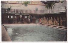 Sutton Swimming Baths Surrey Postcard, B693
