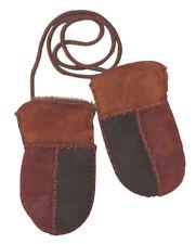 Baby-Lammfell-Handschuhe