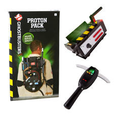 Ghostbusters Proton Pack, Ghost Trap & PKE Meter Spirit Halloween Costume Set