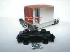 Xeon Socket 603 2U Heatsink Bracket Clips for Intel 1.4 to 1.9 400 FSB CPU - New
