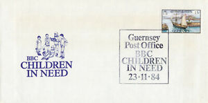 (86935) GB Guernsey BBC Children in Need Cover 1984