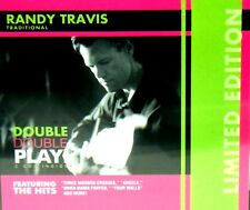 RANDY TRAVIS NEW! 2 CD SET, FREE SHIP! RISE&SHINE,PASSING THROUGH,COUNTRY MUSIC