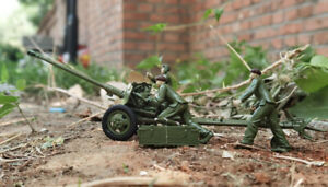 1/24 China PLA Type 56 Divisional Gun diecast model
