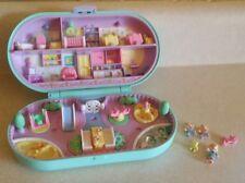 Vintage 1992 Polly Pocket Babysitting Stamper Set Near Complete Missing Infant