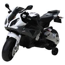 infantil Electro Auto Moto BMW S1000 RR Coche Niños Vehículo Eléctrico Juguete