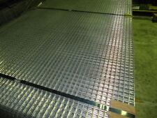 STEEL WELD MESH 25X25X2.5MM (GAL) 1200X2400 SHEET