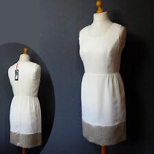 Patternless Formal Sleeveless Cocktail Dresses for Women