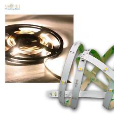 (3,34€/m) 5m Banda de Luz, 14 SMD LED/ m, 12V DC, 5,8W, Tira Luces Rayas Luz