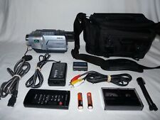 Sony DCR-TRV350 Digital8 Digital 8 HI8 8mm Camcorder VCR Player Video Transfer