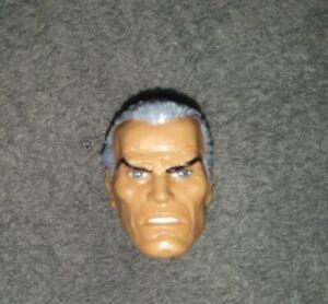 DC Multiverse: (TDKR) The Dark Knight Returns - Bruce Wayne (Old Man) Head