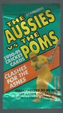 Scanlens Australia National Cricket Trading Cards