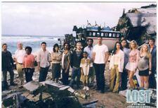 Lost Season 1 Promo Card L1-1 (16 cast; general distribution