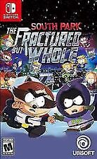 New listing South Park: The Fractured but Whole (Nintendo Switch) Brand New !