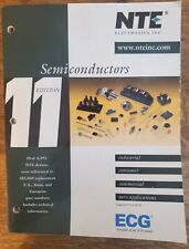 Nte Electronics Semiconductors 11th Edition 2003 832 Page Paperback