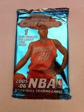 2005-06 Topps Chrome HOBBY Box Topper Pack Blue Refractor Parallel Chris Paul?
