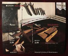 Bloc 2015 : vieux jouets du musée de Sarajevo