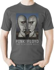 Pink Floyd The Division Bell T Shirt British Rock Music Band Tee Top Merchandise
