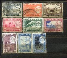 Malaya Malaysia 1957 Negri Sembilan State Up to $1