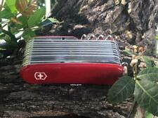 Victorinox Swiss Army Knife, EvoGrip Red S54, Tool Chest 2.5393.SEUS2 New In Box