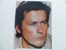 photo  24x30   ALAIN DELON  0021