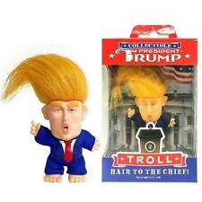 President Donald Trump Doll Collectible Troll Make America Great Again Figure Up
