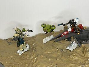Destiny Mega Bloks Construx Sparrow S-31V