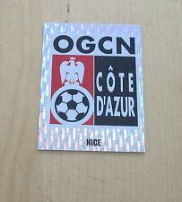 FOOTBALL 1998 NICE ECUSSON  VIGNETTE NEUVE
