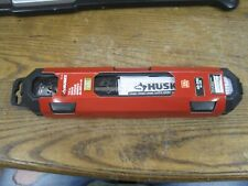 Husky 1/4 in. Drive Torque Wrench & Hard Case Brand New